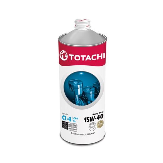 Моторное масло TOTACHI HEAVY DUTY 15W40 CI-4/CH-4/SL 1л