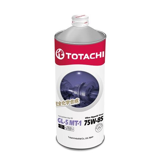 Трансмиссионное масло TOTACHI ULTRA HYPOID GEAR GL-5 75W85 1Л