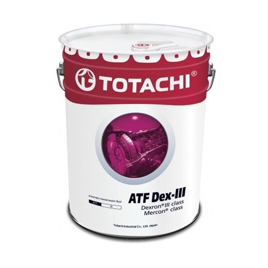 TOTACHI ATF DEXRON-III  20Л
