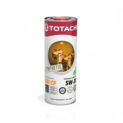 Моторное масло TOTACHI NIRO LV SYNTHETIC 5W30 SN 1л