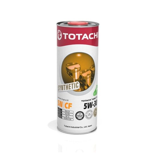Моторное масло TOTACHI NIRO LV SYNTHETIC 5W30 SN 1л