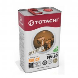 Моторное масло TOTACHI NIRO LV SYNTHETIC 5W30 SN 4л