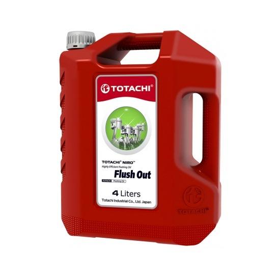 Промывочное масло TOTACHI NIRO FLUSH OUT 4 л