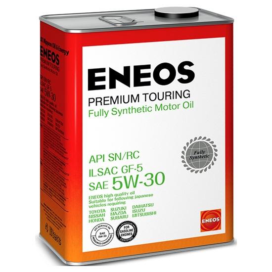 Моторное масло ENEOS SN PREMIUM TOURING 5W30 СИНТЕТИКА 4Л