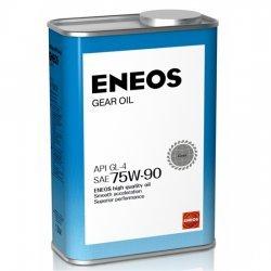 Масло трансмиссионное ENEOS GEAR GL-4 75W90 1 Л