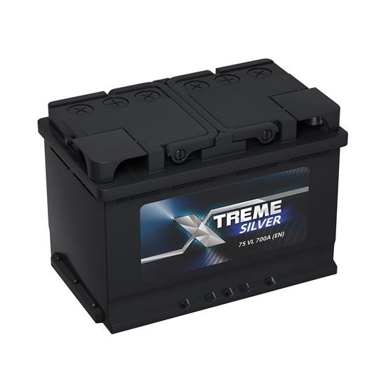 АКБ АКОМ Xtreme Silver 6СТ-75.1 пр