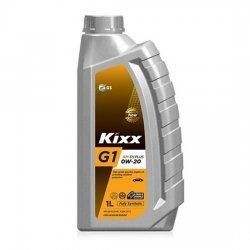 Моторное масло KIXX G1 0W20 SN 1Л