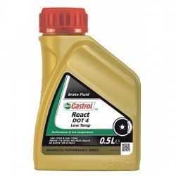 Тормозная жидкость CASTROL REACT LOW TEMP ДОТ-4 0,5Л