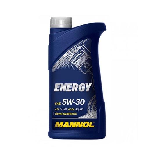 Моторное масло MANNOL ENERGY SAE 5W30 1Л