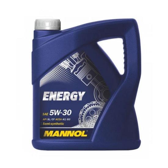 Моторное масло MANNOL ENERGY SAE 5W30 4Л