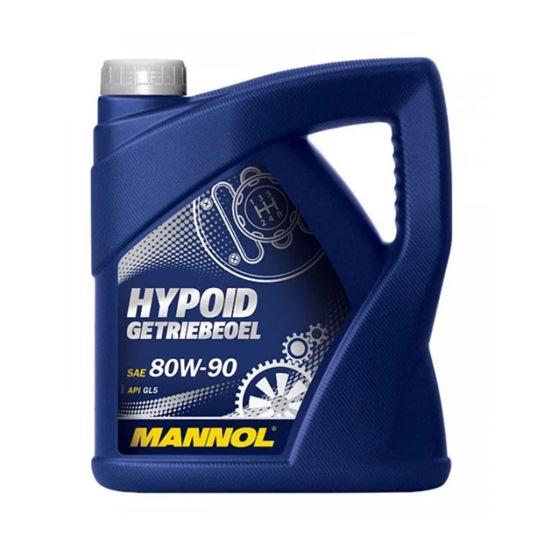 Масло трансмиссионное MANNOL GL-4/GL-5  80W90 LS HYPOID 4л