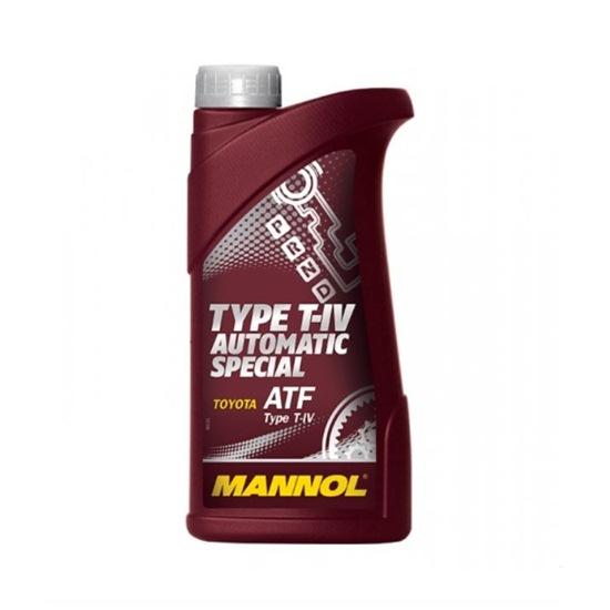 Масло трансмиссионое MANNOL ATF TYPE T-IV 1л