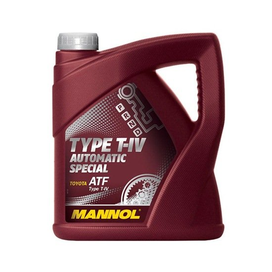 Масло трансмиссионное MANNOL ATF TYPE T-IV 4л