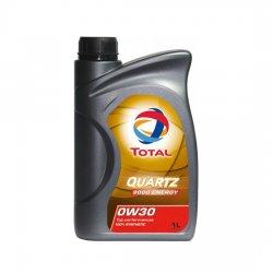 Моторное масло TOTAL QUARTZ 9000 ENERGY 0W30 1Л