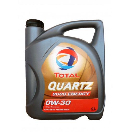 Моторное масло TOTAL QUARTZ 9000 ENERGY 0W30 4Л