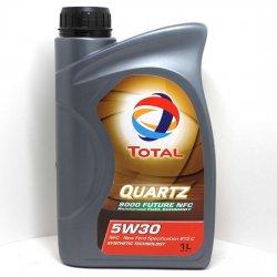 Моторное масло TOTAL QUARTZ 9000 FUTURE NFC 5W30 1Л