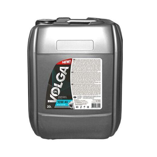 Моторное масло VOLGA OIL DIESEL 10W40 П/С 20Л