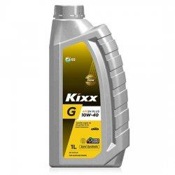 Моторное масло KIXX G 10W40 SN PLUS  1Л П/С