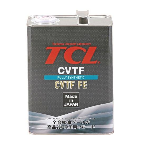 Жидкость для вариаторов TCL CVTF FE 4 Л