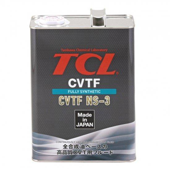 Жидкость для вариаторов TCL CVTF NS-3 4 Л