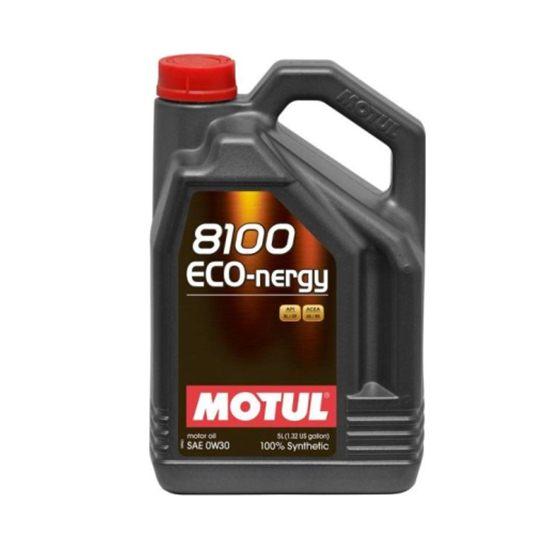 Моторное масло MOTUL  8100 ECO-NERGY 0W30 5л