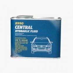 Жидкость ГУР MANNOL HYNDRAULIK CENTRAL FLUID JSI 0.5л
