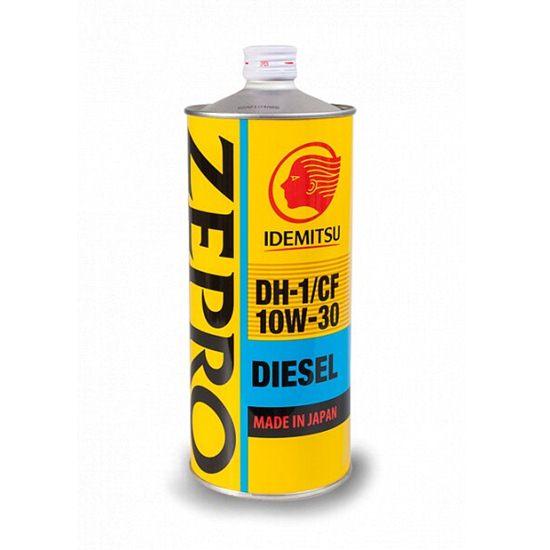Моторное масло IDEMITSU ZEPRO DIESEL CF/DH-1 10W30 1Л