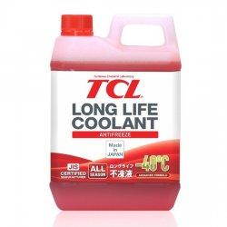 АНТИФРИЗ TCL LLC -40 RED 2 L