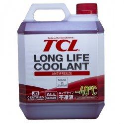 АНТИФРИЗ TCL LLC -40 RED  4 L