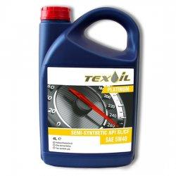 Моторное масло TEXOIL 5W40 SL\CF PLATINUM 4Л