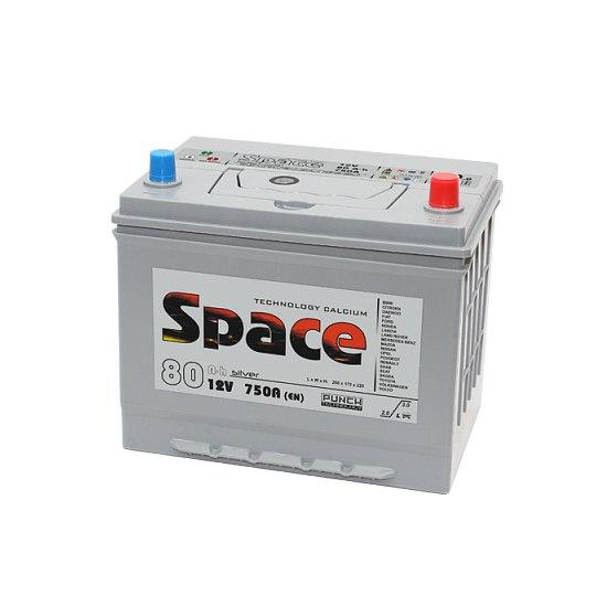 АКБ SPACE Ca/Ca ASIA 105D26L 6СТ-80 VLA