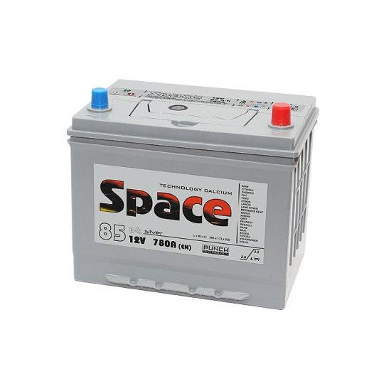 АКБ SPACE Ca/Ca ASIA 110D26R 6СТ-85 VLA