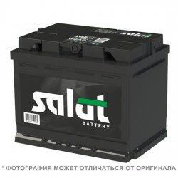 АКБ SALUT 6СТ-55 LA ПРЯМОЙ