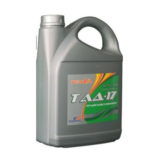 Трансмиссионное масло TEXOIL ТАД-17(ТМ5-18) 1 Л