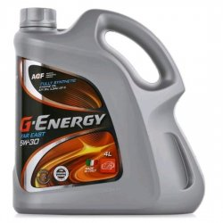 Моторное масло  G-ENERGY Synthetic Far East 5w30 SN GF-5 синт 4л