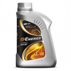Моторное масло  G-ENERGY Expert L 5w30 SL/CF п/синт  1л