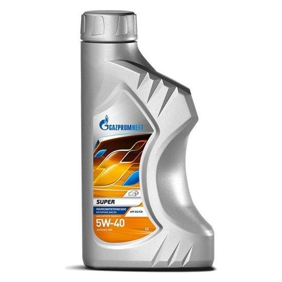 Моторное масло GAZPROMNEFT Super 5w40 SG/CD п/синт  1л