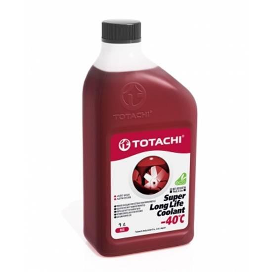 Антифриз TOTACHI SUPER LLC -40 КРАСНЫЙ 1Л